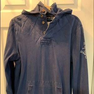 Ralph Lauren women's Naval long sleeve shirt